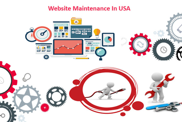 Website Maintenance In USA