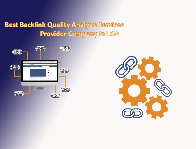 Best Backlink Quality Analysis Services Provider Company in USA